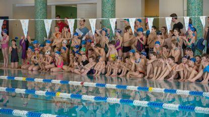 Sint-Michielscollege wint 8 x 25 meter tijdens scholenwedstrijd