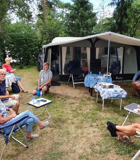 Trouwe gasten camping in Garderen in tranen: nieuwe eigenaar zet streep door boekingen
