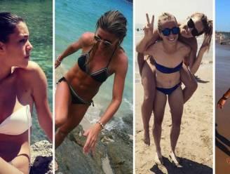 Dit zijn de elf knapste It-girls van het EK vrouwenvoetbal