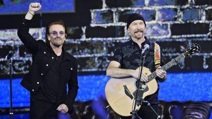 U2 'vergeet' België tijdens een nieuwe Europese tournee