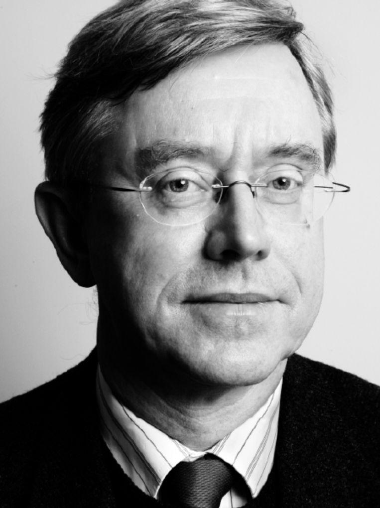 Paul van Tongeren (Trouw) Beeld