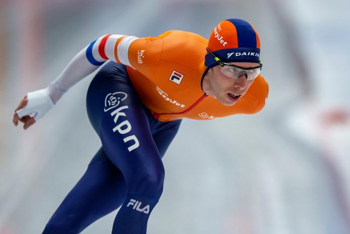 09-02-2019: Schaatsen: WK Afstanden: Inzell Jorrit Bergsma