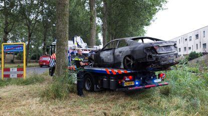 Vluchtwagen gebruikt bij aanslag Telegraaf gestolen in Woerden