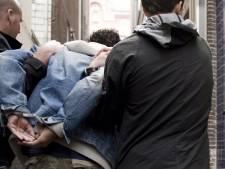 Man sluipt atelier in Tilburg binnen en valt in slaap op matras