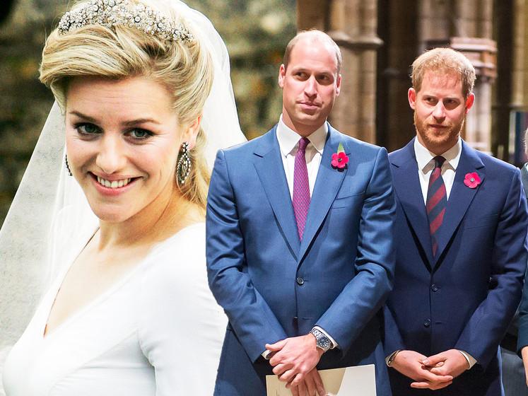'Geheime' stiefzus van prinsen William en Harry wil band met broers eindelijk aanhalen
