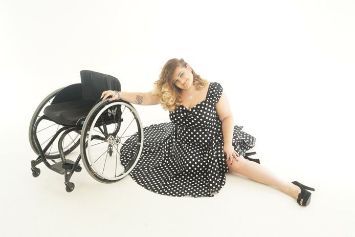 Dansen is de laatste jaren voor Nancy Miguel - van Duin een belangrijke uitlaatklep geworden.