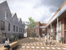 Hof van Volharding Zwolle krijgt 'Stedelijk tapijt'