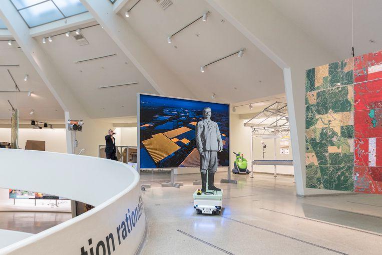 Countryside, The Future in het Guggenheim Museum in New York Beeld Laurian Ghinitoiu