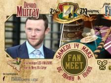 Alerte Potterhead : un acteur d'Harry Potter en dédicace à Liège en mars