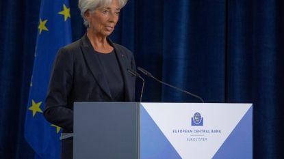 """Lagarde officieel baas van Europese Centrale Bank, die """"nood heeft aan meer solidariteit"""""""