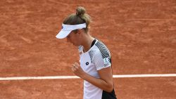 Elise Mertens plaatst zich voor derde ronde Roland Garros na zege tegen ervaren rot Kanepi