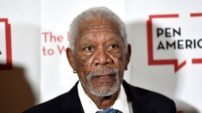 Vrouw beschuldigt Morgan Freeman van seksueel misbruik bij stiefkleindochter