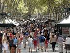 Minstens 575 Nederlanders in Barcelona