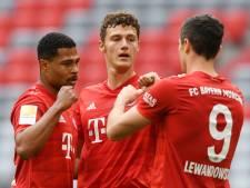 LIVE | Lewandowski rondt prachtige aanval af, Bayern leidt comfortabel