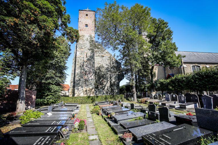 Dudzele kerk wordt gerestaureerd