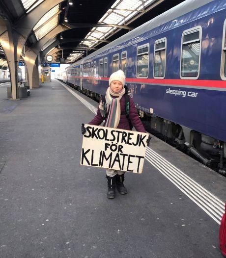 Rechtstreeks met de 'klimaattrein' naar Madrid? Vergeet het maar!