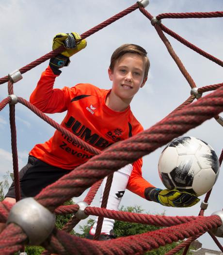 Ouders in spanning: kleine 'Messi' in selectie of niet?