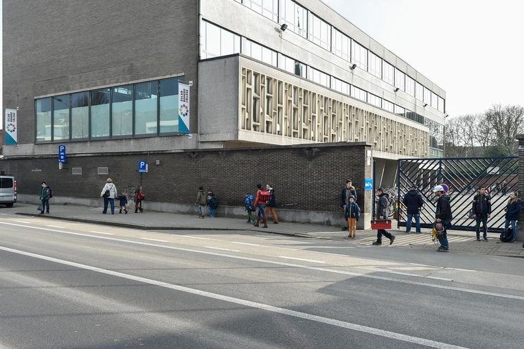 Het Oscar Romerocollege in Dendermonde zal ook in de toekomst nog verder blijven groeien.