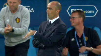 """Onze chef voetbal merkte de reactie van Martínez na goal Januzaj op: """"Hij scoorde punten bij de Etat-major in zijn kleedkamer"""""""