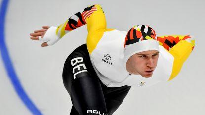 Vandaag op de Winterspelen: Mathias Vosté vanmiddag in actie in het snelschaatsen