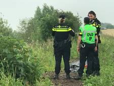 Delen van lichaam gevonden in de Waal bij Zaltbommel