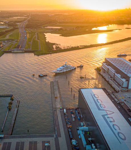 Kolff: 'Ik zal zeker niet nalaten oordeel te vellen over illegaal feest Oceanco'