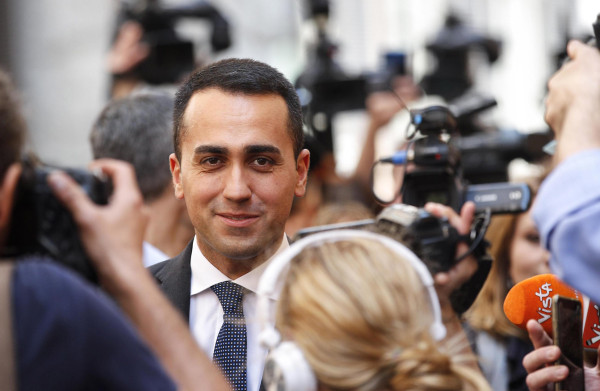 Waar staat de Vijfsterrenbeweging voor, die nu samen met Lega gaat regeren in Italië?