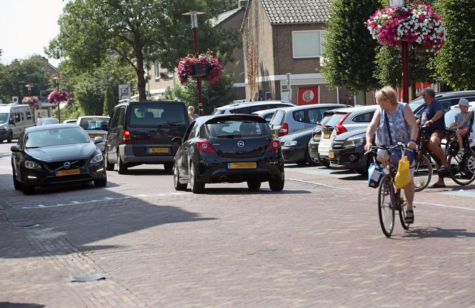 De wegen en het groen wordt aangepakt in Rockanje, Oostvoorne en Tinte.