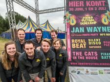 Zomerfestival Denekamp dit jaar met silent disco en piratentent