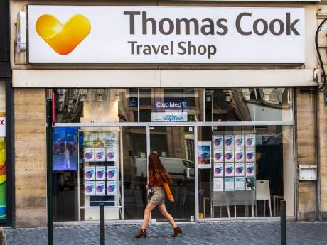 """Le patron de Thomas Cook Belgique: """"Nous examinons toutes les options"""""""