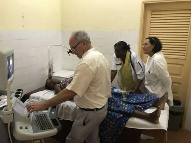 Dokter Ingels aan de slag in Sao Tomé