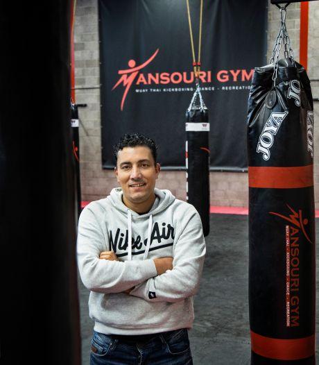 Bij vechtsportschool Mansouri Gym in Helmond gooien ze niet met handdoeken: 'En wie zich misdraagt, heeft een probleem'
