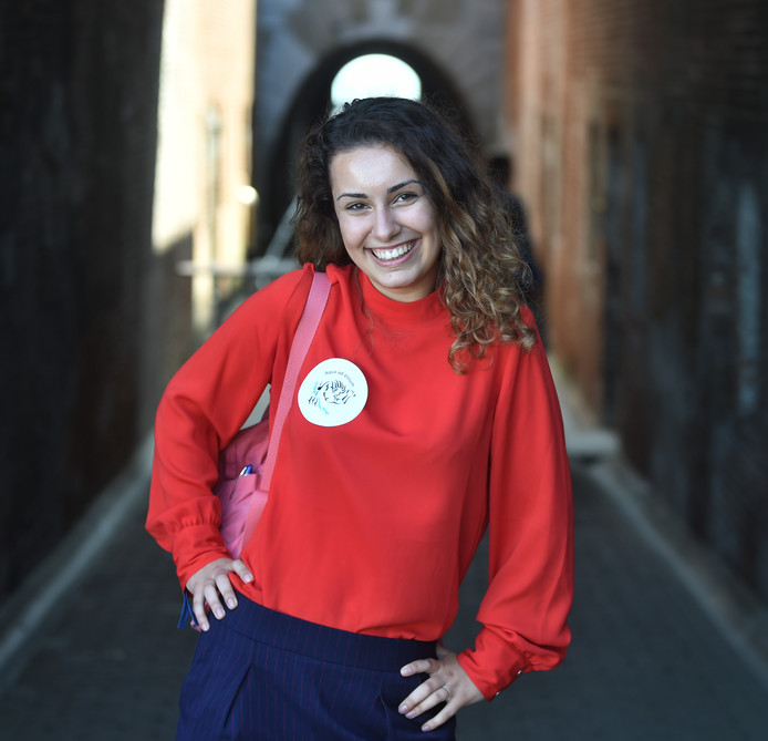 Rada Lazarova begint aan haar studie in Zeeland.