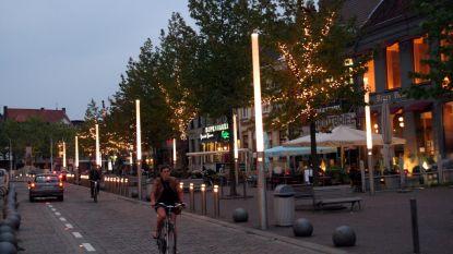 Slimme verlichting in 14 straten en pleinen op komst