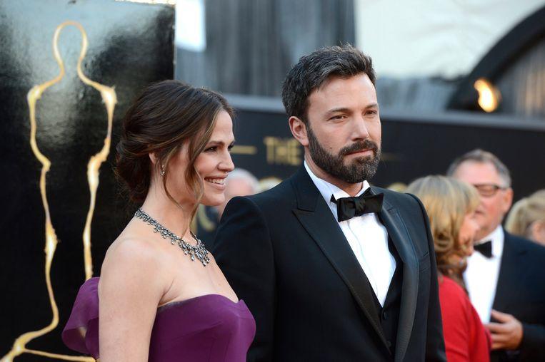 Ben Affleck en Jennifer Garner in betere tijden.