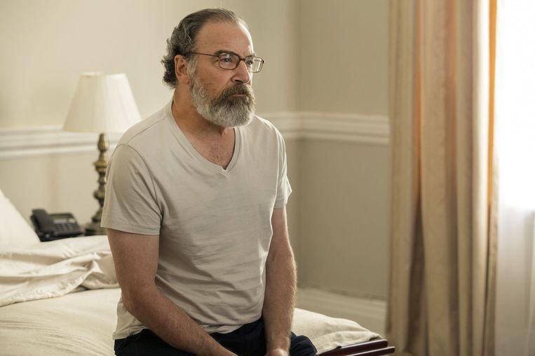 Saul Berenson gespeeld door Mandy Patinkin. Beeld null