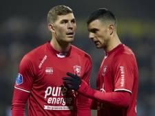 FC Twente niet verder met Emil Berggreen