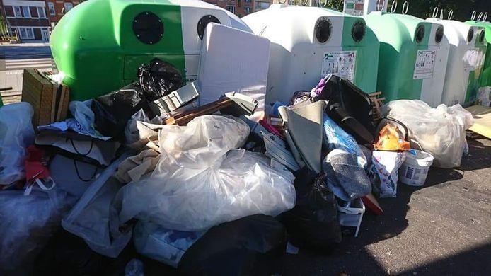 Foto ter illustratie: Er wordt meer vuil opgehaald in Tielt-Winge
