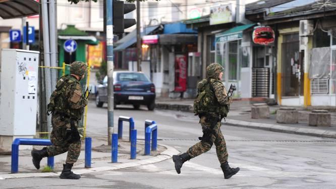 Europese Commissie bezorgd om geweld in Macedonië