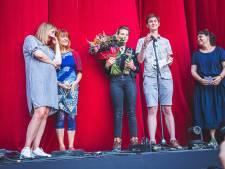 Anuna De Wever & co winnen de prijs van de democratie