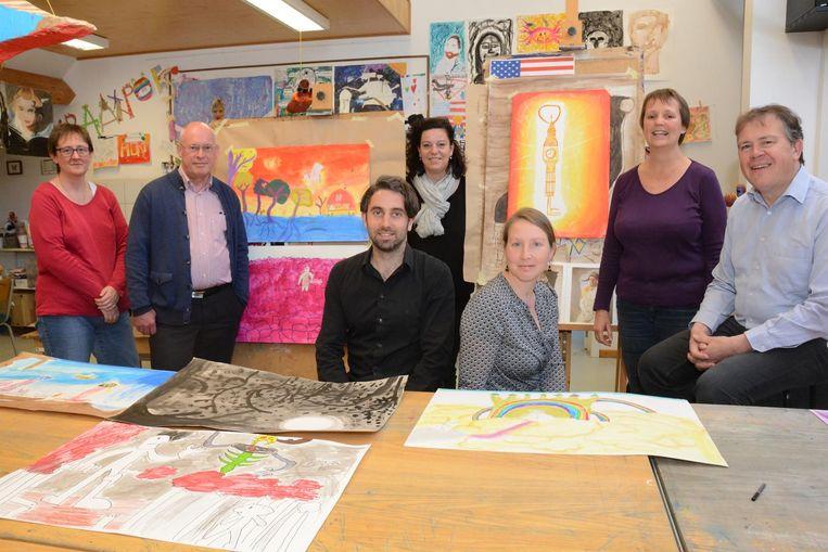 Voor de eerste maal zullen ook de beeldende kunsten aan bod komen tijdens Artube.