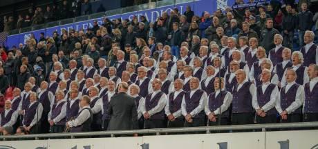 Geen Fries volkslied bij Heerenveen - Vitesse
