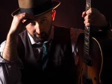 Americana-muzikant Seth Walker geeft optreden in Rozenknop in Eindhoven