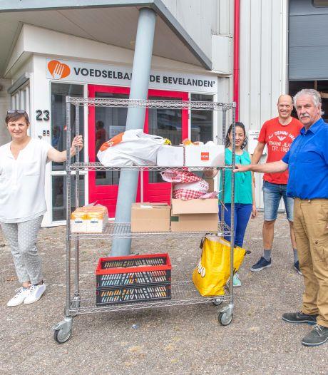 Extra subsidie voor Voedselbank De Bevelanden