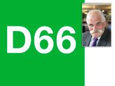 D66'er Hans van der Heijden  kaltgestellt