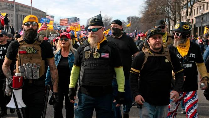Canadees parlement verklaart ultranationalistische rechtse militie Proud Boys tot terreurgroep