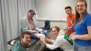 Van 3D-scanner tot hogesnelheidscamera: studenten orthopedie hebben gloednieuwe klinische ruimte