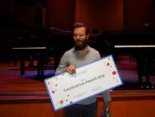 Tilburger Aart Strootman wint muziekprijs