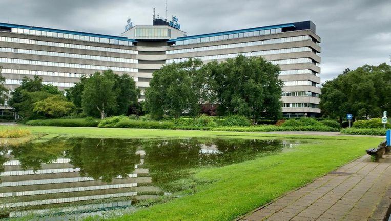 Het hoofdkantoor van KLM aan de Amstelveenseweg Beeld Google Streetview