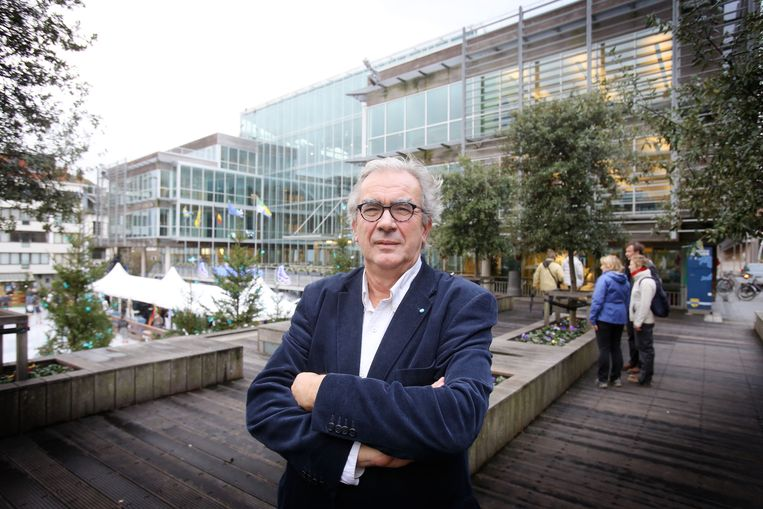 Koksijde Jan Loones neemt afscheid na 36 jaar politiek